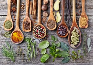 natural spices & herbs